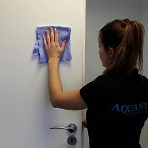 Aquant-kantoorschoonmaak